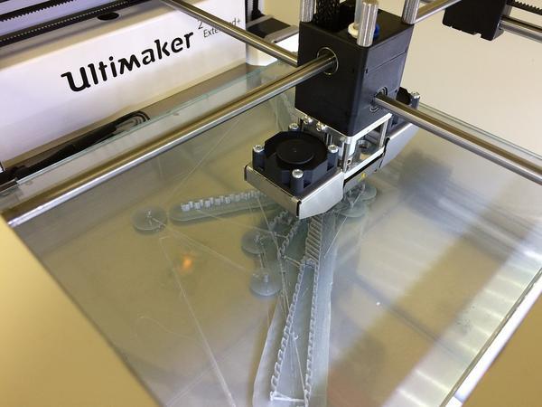 Filamenty 3D prosto ze sklepu