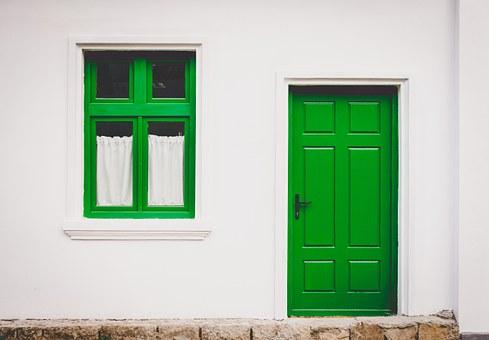 drzwi zewnętrzne drewniane warmińsko mazurskie