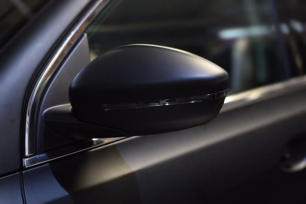 Ochrona samochodu naklejkami