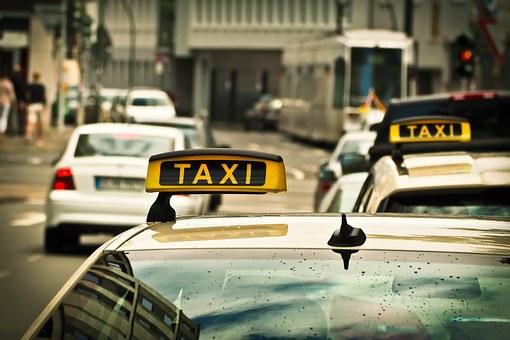 Transport taxi w trójmieście