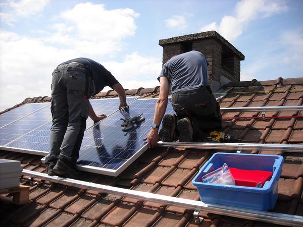 Inwestycja w panele słoneczne