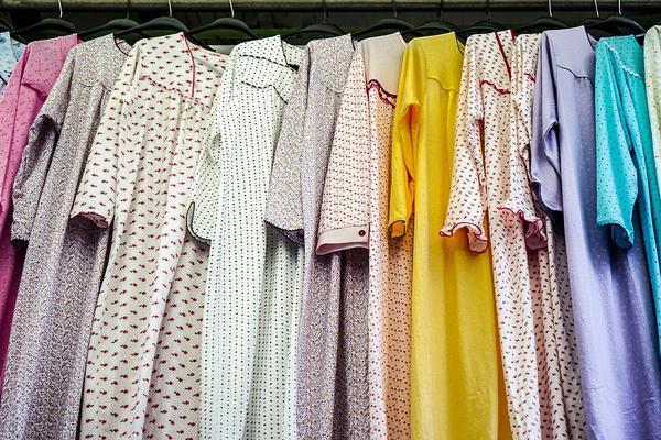 Zalety koszul nocnych