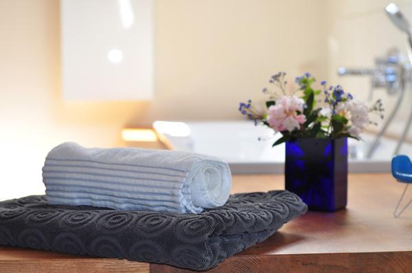 Rodzaje tekstyliów hotelowych