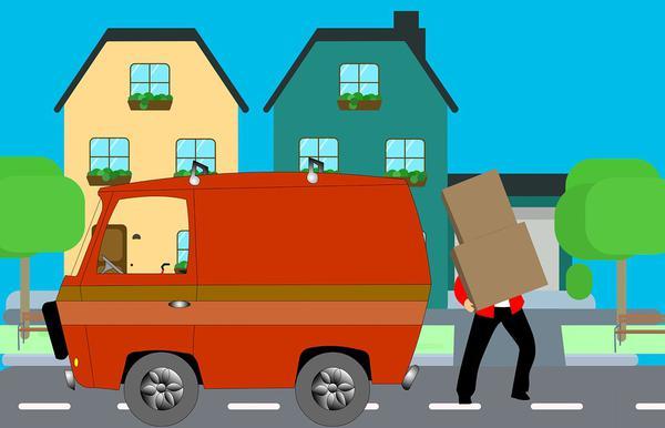 transport mebli gdynia
