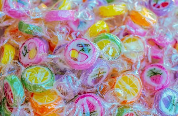 cukierki z logo dla firm