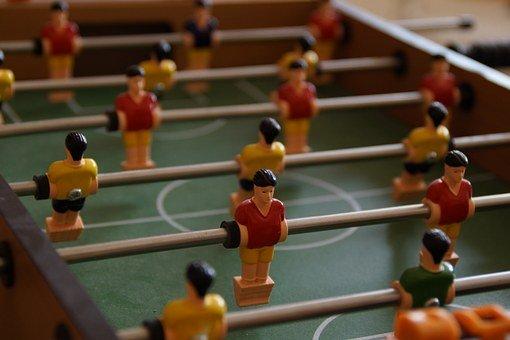 garlando - polecane piłkarzyki