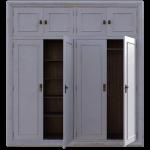 Oryginalne i praktyczne szafy