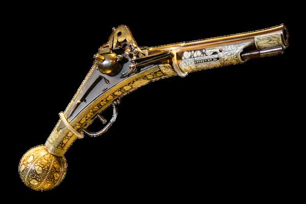 broń palna czarnoprochowa
