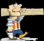 Obrzynarka stolarska poprzeczna