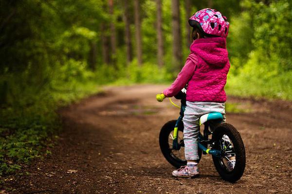 dziecięcy rowerek biegowy milly mally dragon