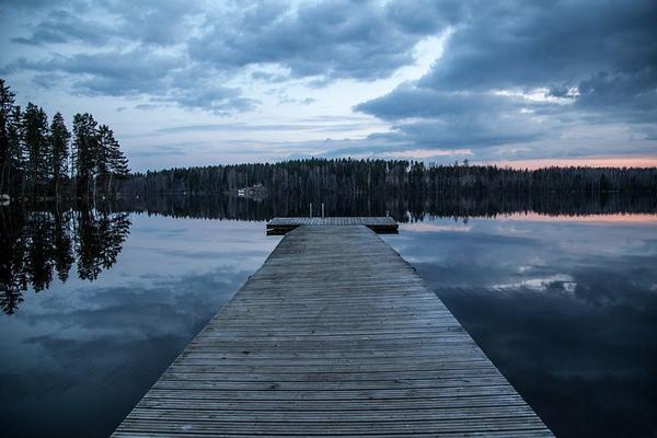 pokoje nad jeziorem lubuskie