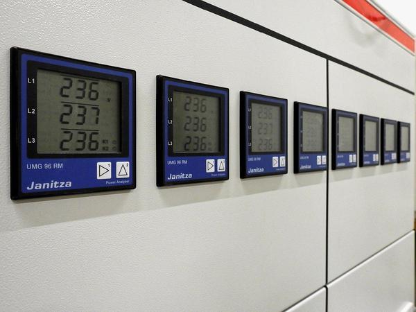 profesjonalny analizator jakości energii elektrycznej