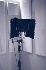 Ozdobny panel dźwiękoszczelny