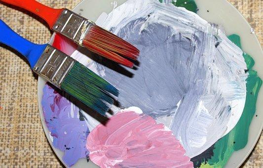 profesjonalne pędzle do malowania