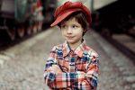 Ponadczasowa czapka baker boy