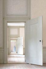 Piękne drzwi do mieszkania
