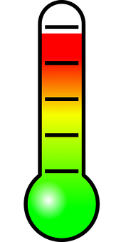 wzorcowany termometr do lodówki