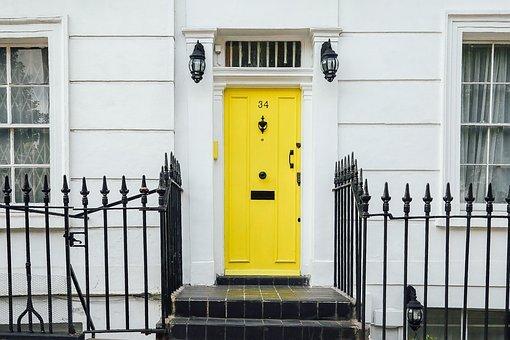wkładka do drzwi wejściowych